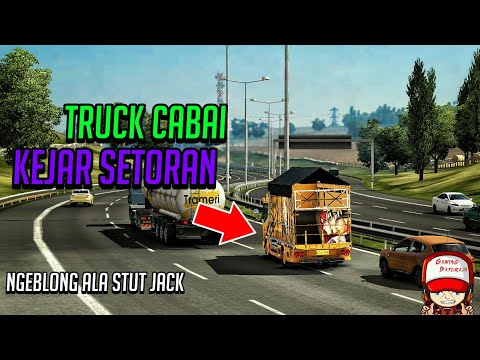 Truck cabai JAM MEPET !!! STUT JACK #ETS2