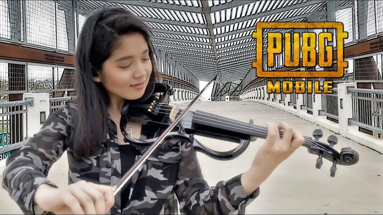 PUBGM Theme Music - Violin Cover by Clarissa Tamara