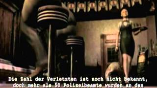 Lets Play Resident Evil Outbreak [German] Part 1- Kommt ein Zombie in eine Bar...