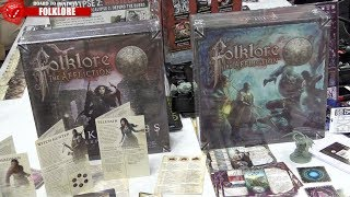 GenCon 50 - Folklore Board Game