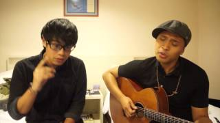 "Clarence Liew & Jeremy Passion - ""Ariana Grande Medley"""