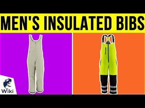 10 Best Men's Insulated Bibs 2019