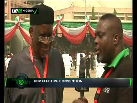 Ayodele Ozugbakun's interview with ex-PDP chairman, Bello Mohammed