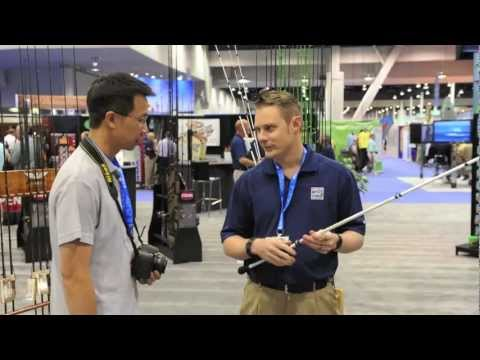 TackleTour Video - ICAST 2011, Another Great Showing