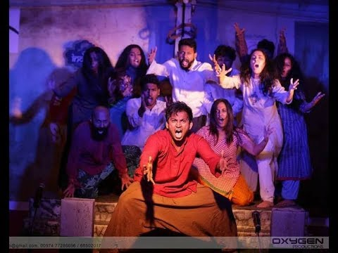 Katputhli - A Musical drama by D4Dance Qatarl Malayalam - Hindi Play l Qatar