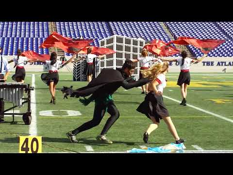 Wootton HS Marching Band Marine Corps Invitational 2017