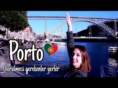Vlog: Porto Şehir Rehberi / Porto City Guide