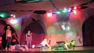 видео Танцевальная школа Дункан