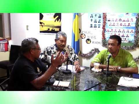 Udesuall (part 2) with Mr. Rengiil & Mr. Johnson (1.05.18)
