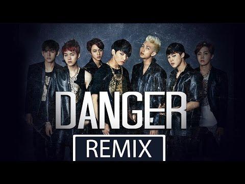 (방탄소년단) BTS  - Danger (Remix) MV