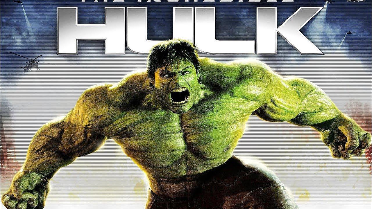 Download DOWNLOAD THE INCREDIBLE HULK IN HINDI 720P