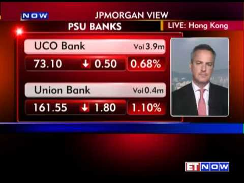 ET NOW Exclusive: Adrian Mowat, Chief Emerging Market and Asian Equity Strategist, JPMorgan