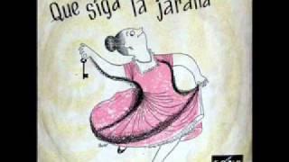 Los Chamas (y acompañamiento) - Que siga la jarana (1959)