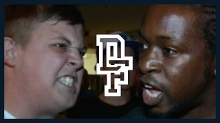 UNANYMOUS VS JOKER STARR | Don