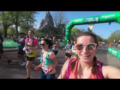 Paris Marathon 2018 Vlog