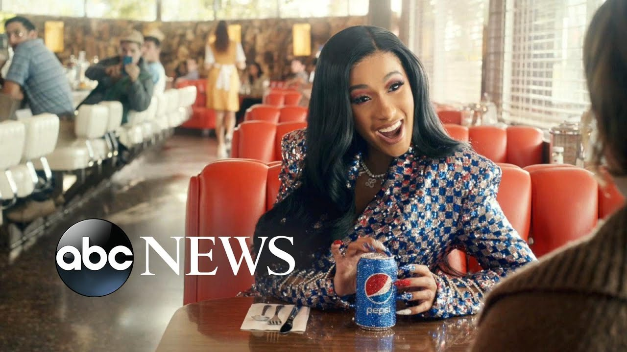 Cardi B Super Fan Gets Her Face Tattooed On Her Thigh: First Look At Steve Carrell And Cardi B In Pepsi's 2019