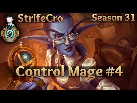 Hearthstone Control Mage S31 #4: Controlling You to Death