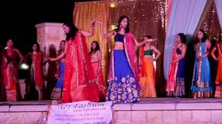 Round Rock Diwali 2017 Fashion Show