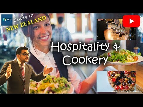 Study in New Zealand Hospitality & Cookery