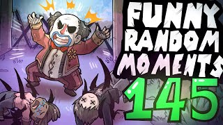 Dead by Daylight funny random moments 145