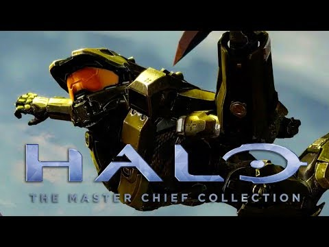 Halo: The Master Chief Collection - Official PC Announcement Trailer
