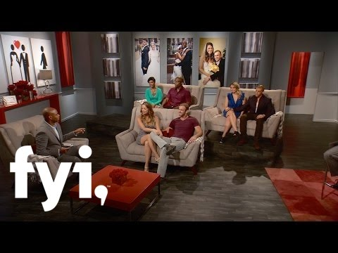 Married at First Sight: Six Months Later Reunion Special Sneak Peek | FYI