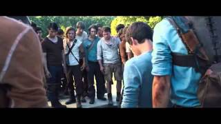 The Maze Runner (1): Labyrinten - Den officielle film-trailer