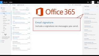 How to update y๐ur Office 365 Email Signature Update - 2020 Edition
