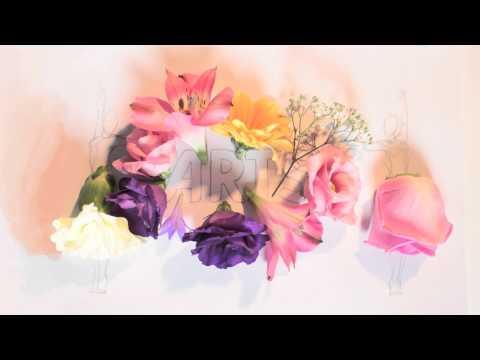 Flower Flamenco
