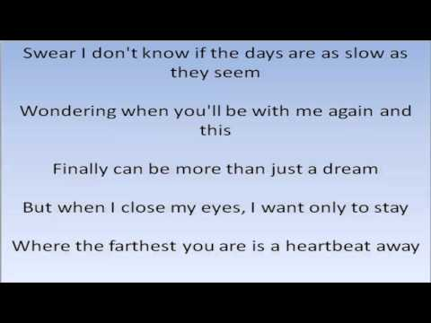 Bring me the night - Sam Tsui & Kina Grannis (Lyrics on screen)