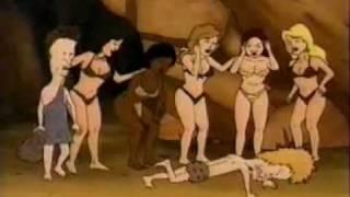 Porn butt Beavis and head