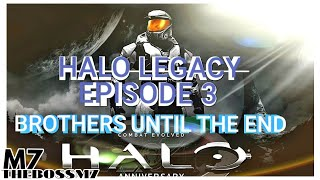 TIME TO FINISH THIS (HALO Combat Evolved Anniversary)
