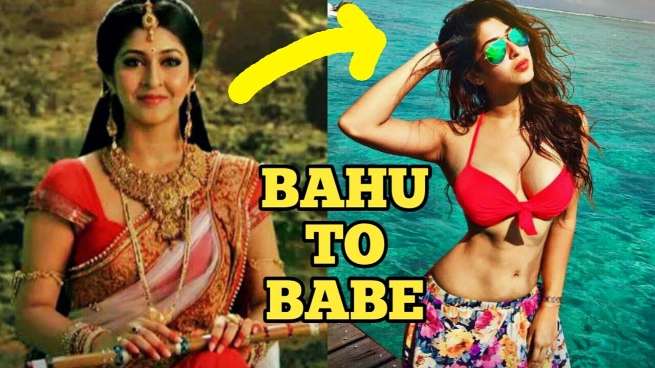 Top Hindi Tv Actresses In Bikini  Bahu To Babe Sonarika Mouni Rubina Indian Television Bytes