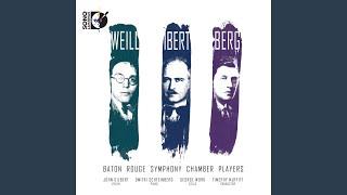 Violin Concerto, Op. 12: IIa. Notturno: Allegro un poco tenuto