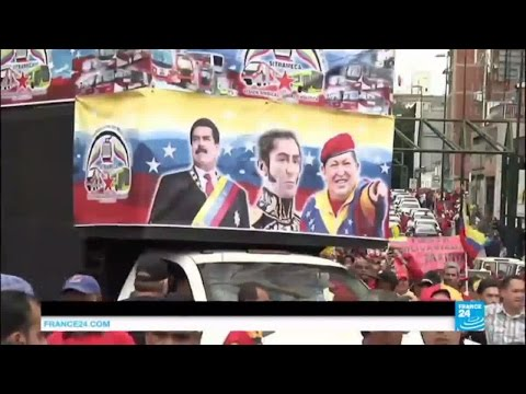 Venezuela political crisis: Maduro calls for rally against foreign interventionism
