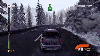 Mini John Coope Works  WRC World Rally Championship 4 Gameplay Review