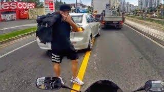 Stupid, Crazy & Angry People Vs Bikers 2018 [Ep.#398]