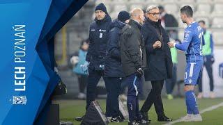 Debiut trenera Nawałki w chłodnym Krakowie. Kulisy meczu: Cracovia - Lech 1:0