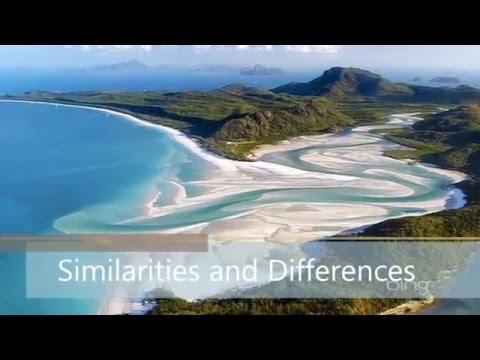 The Four Types of Estuaries
