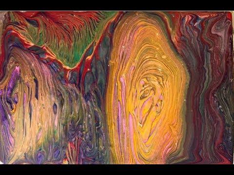 🎥  70 Acres Studio Saturday Live Stream - Acrylic Pouring Playtime