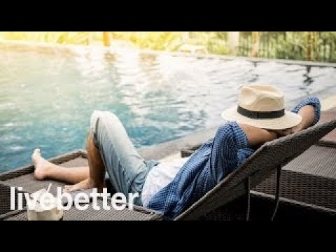 Take a Vacation Now   Relaxing Music for Detachment From Over Thinking, Anxiety, Depressio