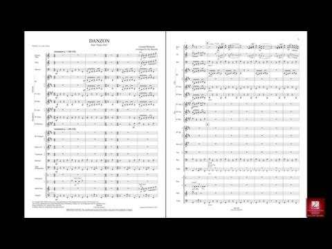 Danzon by Leonard Bernstein/arr. Jay Bocook