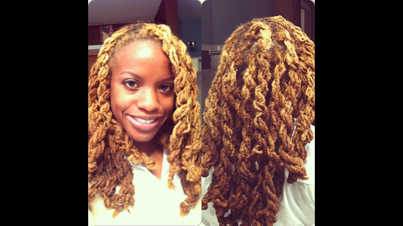 Havana/MarleyTwists On Locs
