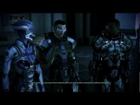 Let's Play Mass Effect 3 (Blind) - Part 64 - Spike Thrower!