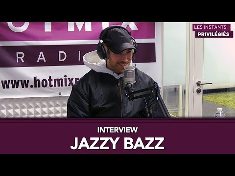 Youtube: Jazzy Bazz«L'album marque une photo de là où j'en suis» – Interview Hotmixradio