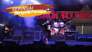 SERINGAI - Mengadili Persepsi Live at KUSTOMFEST 2019
