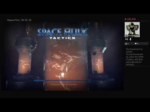 Space hulk: Tactics, ep:1 |
