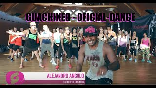 CHOCOLATE ► GUACHINEO - OFICIAL DANCE- SALSATION