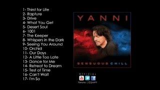 """Yanni - """"Sensuous Chill"""" Tracks Samples"""