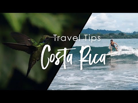 Travelling Costa Rica: Tips and Must Do's for a short 2 week Trip